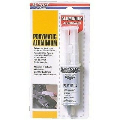 Poxymatic Syringe 24Ml For Repair Carter And Alu-552013
