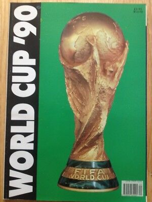 World Cup 1990 Magazine