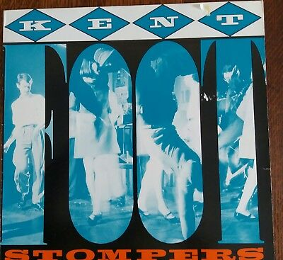 Kent northern soul LP  Foot Stompers