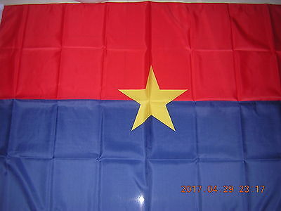 People's Revolutionary Government of the Republic of China 1933-1934 Flag Ensign