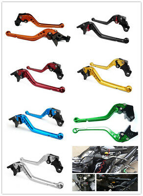 Adjust CNC Long Clutch Brake levers Fit For Yamaha FZS600 FAZER 1998-2003 UK
