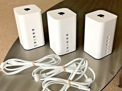 *Mint*-Apple Airport Extreme 802.11AC Wireless Router (sold individually last 1)