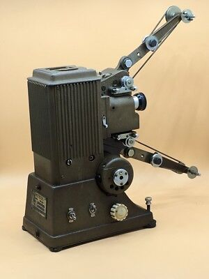 Specto 9.5mm Cine Film Projector, Working, With Very Useful Modifications