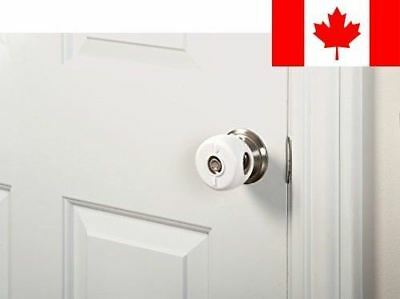 KidCo Door Knob Covers, White