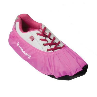 Brunswick Ick Defense Shoe Cover Pink For Bowling Shoes, Shoe Covers