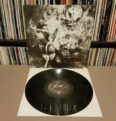 HIS NAME IS ALIVE Livonia Vinyl LP *A1/B1 UK Press w/Insert* 4AD CAD 0008 - N/M