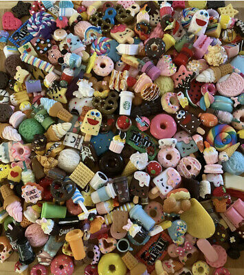 Assorted Kawaii Resin Sweet Cabochons Slime Charms SEE LISTING FOR DISCOUNTS