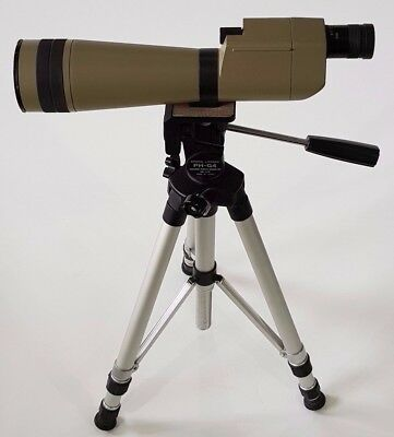KOWA TSN-2 Spotting Scope, 77mm, KOWA 20X, 40x and 60x variable power eyepiece