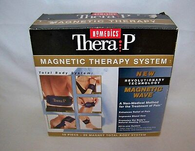 Homedics Thera P Magnetic Therapy Full Body System MTP-1000 Healing Pain Relief