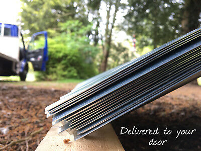Curved corrugated galvanised steel roof sheets 10/3 GI iron tin shepherds hut