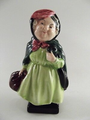 "Royal Doulton ""sairy Gamp"" From The Dickens Collection Ref 229/5"