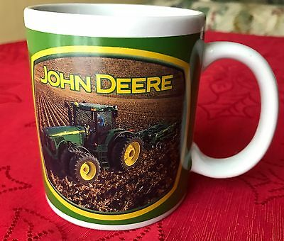 John Deere Coffee Mug Licensed Product