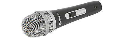 Qtx Dm12 Dynamic Microphone Vocal Band Dj Switched Quality