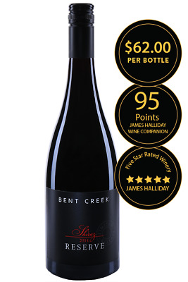 NEW Bent Creek Limited Release Shiraz 2014 Red Wine