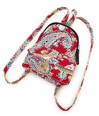 """Pink Print Mini Backpack made for 18/"""" American Girl Doll Clothes Accessories"""