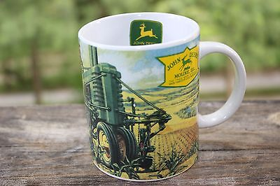 John Deere 160z. Coffee Cup/Mug by Gibson Never Used