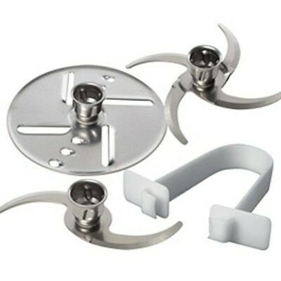 Pacojet Coupe Set - Whipping and Processing Blades, MSRP $395