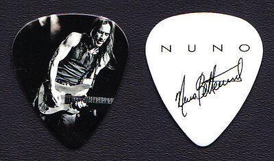 Extreme Nuno Bettencourt Signature Photo Guitar Pick #4 - 2016 Rihanna