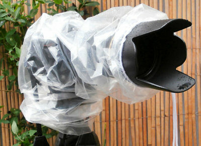 Op/tech Optech Rain Sleeve Water Proof Slr Camera Cover Quanity (2) Most 9001132