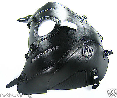 Bagster TANK COVER Yamaha MT-09 2014 BLACK protector IN STOCK new BAGLUX 1661U