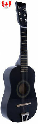 Star MG50-BK Kids Acoustic Toy Guitar 23-Inch, Black