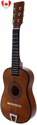 Star MG50-BW Kids Acoustic Toy Guitar 23-Inch, Brown Color