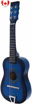Star MG50-BL Kids Acoustic Toy Guitar 23-Inch, Blue