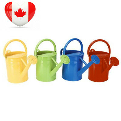 Panacea 84830 Metal Traditional Painted Watering Can, 4-Liter or 1-Gallon, 4...