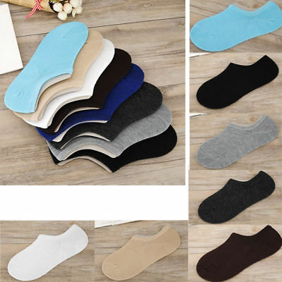 1 Pairs Mens Ankle Socks  Cotton Boys Hot Athletic Socks Crew Stockings Gift