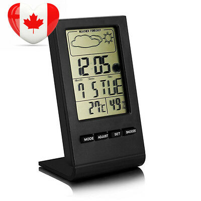 Humidity Meter,TechRise Digital Thermo-Hygrometer Thermometer with Calendar...