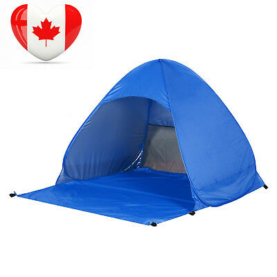 OUTAD Sun Shelter, Anti UV Beach Camping Shade Tent, SPF 50+, Unfolded Size:...
