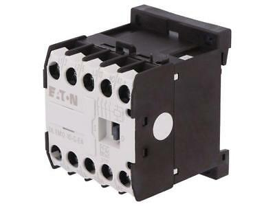 DILEM12-10-G-24-E Contactor3-pole Auxiliary contacts NO 24VDC 12A NO