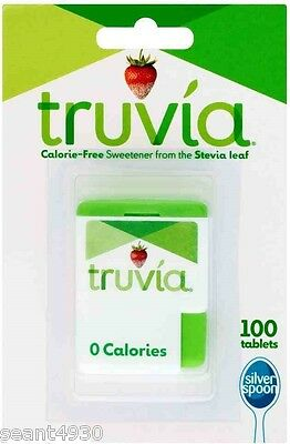 Truvia Calorie Free Sweetener Tablets...pack Of 100