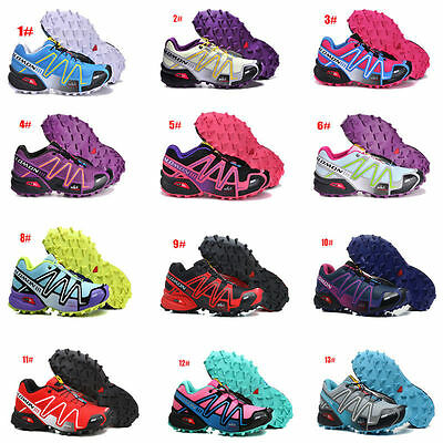 Lady Climbing Speedcross 3 Athletic Sneakers Running Outdoor Hiking Shoes