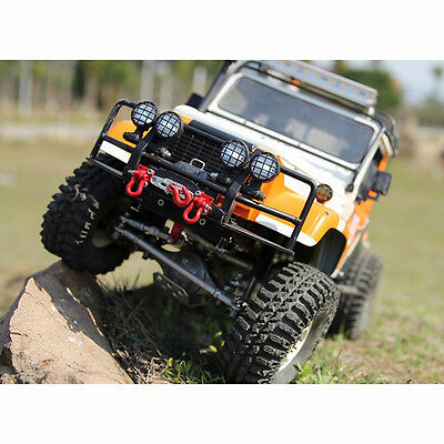 RC Rock Crawler 1:10Accessory Tow Hook for Axial SCX10 RC Truck Trailer Hook Hot
