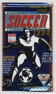 1994 Futera National Soccer League - UNOPENED PACK (20 Available)