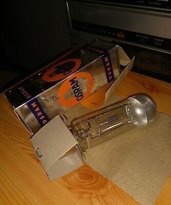 OSRAM 110V 750W 6.8A P28s MADE IN GERMANY PROJECTOR BULBS