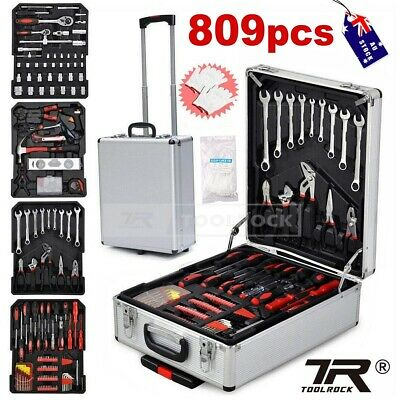 Toolrock 23pcs Oil Filter Wrench Set Aluminium Alloy Cap Socket Removal Tool Kit