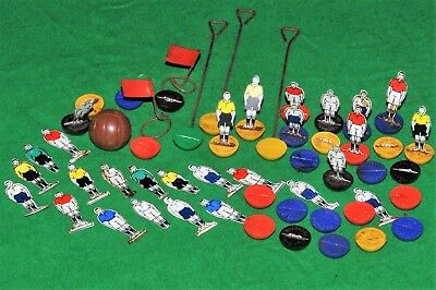 Mixed Lot Of Subbuteo Celluloid Players