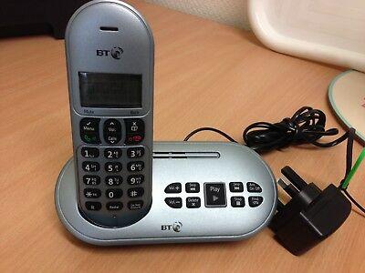 Bt Bt3580 Single Digital Cordless Telephone With Answer Machine