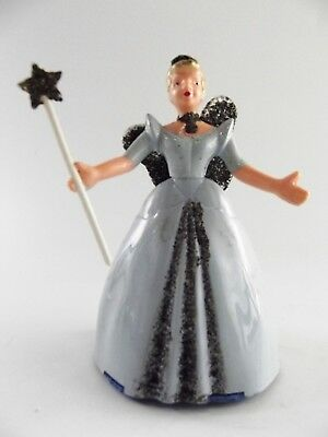 "Antique Novelty Mechanical Toy ""fairy Queen"" Circa 1930 Ref 555/3"