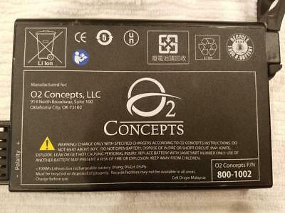 O2 Concepts Rechargeable Battery for Oxlife Independence Oxygen Concentrator