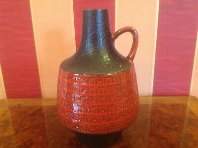 Retro Marzi & Remy MR Vase 2020 Keramik west german pottery 60 70 vintage
