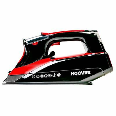 Hoover TID2500C IronJet Variable Steam Iron 2500W LCD Display Ceramic Sole Plate