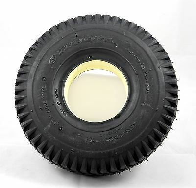 1 of 3.00-4 (260x85) (300x4) Innova Black Solid Block Mobility Scooter Tyre