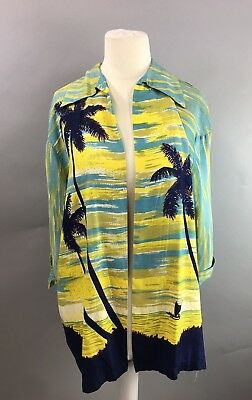 Vintage 1950s Catalina Beach Cover Up