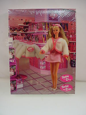 Vintage Mattle Barbie Doll Canadian Release 1996 Barbie On The Bay Sealed Box