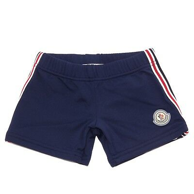9266T costume mare bimbo MONCLER boxer blue short beachwear boy kid