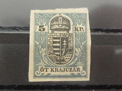 HUNGARY - Old Classic Stamp - Mint NG -  VF - r59e3768