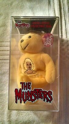 The Munsters Limited Edition Collectible Bear